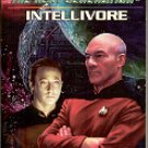 STAR TREK - THE NEXT GENERATION # 45 INTELLIVORE BY DIANE DUANE 1997 PAPERBACK BOOK NEAR MINT