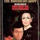 STAR TREK # 35 THE ROMULAN WAY BY DIANE CAREY 1987 PAPERBACK BOOK GOOD CONDITION