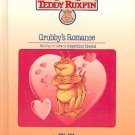 THE WORLD OF TEDDY RUXPIN GRUBBY'S ROMANCE FALLING IN LOVE IS NEAR MINT CHILDREN'S HARDBACK BOOK