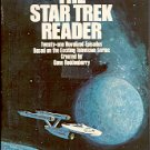 THE STAR TREK READER  by JAMES BLISH   1976  HARDBACK BOOK VERY GOOD CONDITION