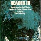 THE STAR TREK READER  III  by JAMES BLISH   1977  HARDBACK BOOK VERY GOOD CONDITION