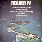 THE STAR TREK READER  IV   by JAMES BLISH   1978  HARDBACK BOOK VERY GOOD CONDITION