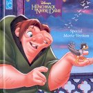 DISNEY'S THE HUNCHBACK OF NOTRE DAME SPECIAL MOVIE VERSION 1996 CHILDREN'S HARDBACK BOOK NEAR MINT