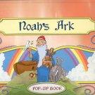 NOAH'S ARK -  A  POP-UP STORYBOOK CREATIVE PUBLISHING 2003 CHILDREN'S HARDBACK BOOK NEAR MINT