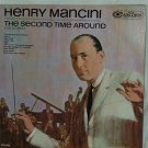 THE SECOND TIME AROUND by HENRY MANCINI AND HIS ORCHESTRA 33rpm RECORD ALBUM 1966 NEAR MINT
