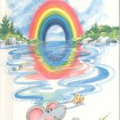 WHAT IS A RAINBOW 1983 WEEKLY READER BOOKS A JUST ASK BOOK CHILDREN'S HARDBACK BOOK NEAR MINT