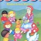 MOTHER GOOSE RHYMES BY FISHER-PRICE 1998 CHILDREN'S HARDBACK BOOK NEAR MINT