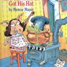 HOW THE TROLLUSK GOT HIS HAT by MERCER MAYER 1979 CHILDREN'S HARDBACK BOOK NEAR MINT
