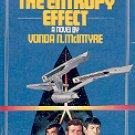 STAR TREK # 2  THE ENTROPY EFFECT by VONDA N. McINTYRE 1981 PAPERBACK BOOK VERY GOOD CONDITION