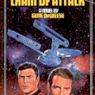 STAR TREK # 32 CHAIN OF ATTACK by GENE DeWEESE 1987 PAPERBACK BOOK VERY GOOD CONDITION
