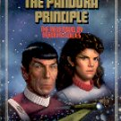 STAR TREK  # 49 THE PANDORA PRINCIPLE  by CAROLYN CLOWES 1990 PAPERBACK BOOK VERY GOOD CONDITION