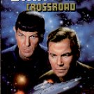 STAR TREK  # 71 CROSSROAD by BARBARA HAMBLY 1994  PAPERBACK BOOK NEAR MINT