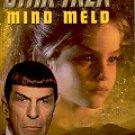 STAR TREK  # 82 MIND MELD  by JOHN VORNHOLT 1997  PAPERBACK BOOK NEAR MINT