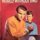 STAR TREK  - WORLD WITHOUT END by JOE HALDEMAN 1993 PAPERBACK BOOK NEAR MINT
