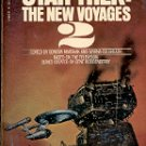 STAR TREK THE NEW VOYAGES 2 by SONDRA MARSHAK & MYRNA CULBREATH 1978 PAPERBACK BOOK GOOD CONDITION