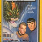 STAR TREK VOYAGE TO ADVENTURE by MICHAEL J. DODGE WHICH WAY BOOKS #15 PAPERBACK 1984 (yellow) GOOD