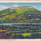 LOOKOUT MOUNTAIN CHATTANOOGA TENNESSEE LINEN POSTCARD #144 UNUSED