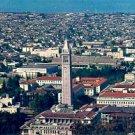 UNIVERSITY OF CALIFORNIA BERKELEY CALIFORNIA PICTURE POSTCARD #187 USED 1962
