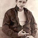 JAMES DEAN #136-016 SEPIA POSTCARD #242 UNUSED