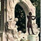 WIEN (VIENNA) JOHANN STRAUSS KING OF THE WALTZ COLOR PICTURE POSTCARD #272 UNUSED