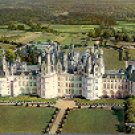 CHATEAUX DE LA LOIRE FRANCE COLOR PICTURE POSTCARD #366 UNUSED