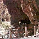 NINE CURVE TAIWAN COLOR PICTURE POSTCARD #389 UNUSED