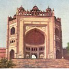 BULAND DARWAZA FATEHPUR SIKRI AGRA INDIA COLOR PICTURE POSTCARD #425 UNUSED