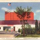 THE WONDER BAKERY CHICAGO WORLD'S FAIR 1934 ILLINOIS LINEN POSTCARD #A 514 UNUSED MINT