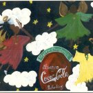 COCA COLA CHRISTMAS ANGELS #5 IN SERIES OF FIVE COLOR PICTURE POSTCARD #519 UNUSED 1998