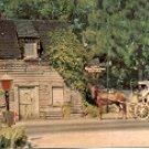 OLDEST WOODEN SCHOOL HOUSE IN U. S. - ST. AUGUSTINE FLORIDA COLOR POSTCARD #560 UNUSED