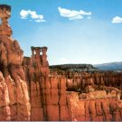 THE TEMPLE OF OSIRIS - BRYCE CANYON NATIONAL PARK UTAH COLOR POSTCARD #561 UNUSED 1978