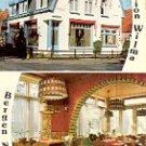 PENSION WILMA - BERGEN N.H. NOORD-HOLLAND COLOR POSTCARD #581 UNUSED