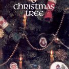 O CHRISTMAS TREE CROSS STITCH by LEISURE ARTS CRAFT HARDBACK BOOK MINT NOS