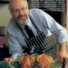 THE FRUGAL GOURMET COOKBOOK BY JEFF SMITH 1984 HARDCOVER NEART MINT