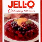 JELL-O CELEBRATING 100 YEARS COOKBOOK 1997 HARDCOVER MINT