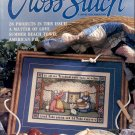 FOR THE LOVE OF CROSS STITCH BACK ISSUE CRAFTS MAGAZINE 28 PROJECTS JULY 1991 NEAR MINT