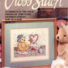 FOR THE LOVE OF CROSS STITCH BACK ISSUE CRAFTS MAGAZINE 20 PROJECTS MARCH 1992 NEAR MINT