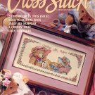 FOR THE LOVE OF CROSS STITCH BACK ISSUE CRAFTS MAGAZINE 20 PROJECTS SEPTEMBER 1993 NEAR MINT