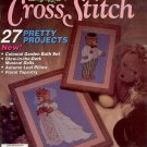 SIMPLY CROSS STITCH #14 - BACK ISSUE CRAFTS MAGAZINE 27 PROJECTS NOVEMBER - DECEMBER 1993 NEAR MINT