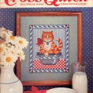 CROSS QUICK CROSS STITCH BACK ISSUE CRAFTS MAGAZINE APRIL - MAY 1989 MINT