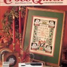 CROSS QUICK CROSS STITCH BACK ISSUE CRAFTS MAGAZINE OCTOBER - NOVEMBER 1989 MINT