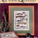 CROSS QUICK CROSS STITCH BACK ISSUE CRAFTS MAGAZINE DECEMBER - JANUARY 1989 MINT