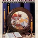 CROSS STITCH & COUNTRY CRAFTS BACK ISSUE MAGAZINE NOVEMBER DECEMBER 1988 MINT