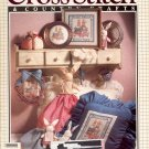 CROSS STITCH & COUNTRY CRAFTS BACK ISSUE MAGAZINE JANUARY FEBRUARY 1990 NEAR MINT