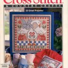 CROSS STITCH & COUNTRY CRAFTS BACK ISSUE MAGAZINE JANUARY FEBRUARY 1993 MINT