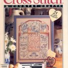 CROSS STITCH & COUNTRY CRAFTS BACK ISSUE MAGAZINE MARCH APRIL 1993 NEAR MINT