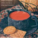 1961  CAMPBELL'S TOMATO SOUP  MAGAZINE AD  (3)