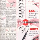 1953 ESTERBROOK FOUNTAIN PEN MAGAZINE AD  (176)