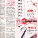 1953 ESTERBROOK FOUNTAIN PEN MAGAZINE AD  (176)