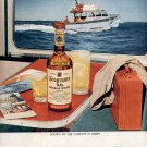 1953  SEAGRAM'S VO CANADIAN WHISKY MAGAZINE AD  (194)